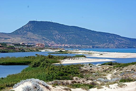 San Pietro e fiume Coghinas