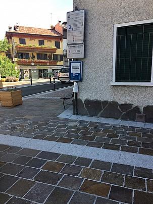 fermata bus piazza europa