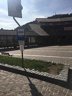 fermata bus piazza comune