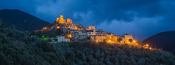 Roccantica night