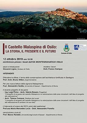 Convegno Il Castello Malaspina di Osilo - 2