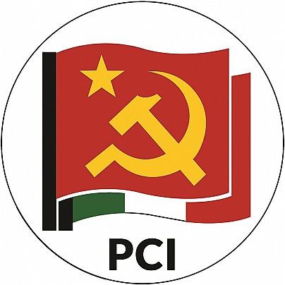Logo lista: Partito Comunista Italiano