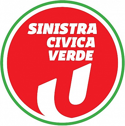 Logo lista: Sinistra Civica Verde