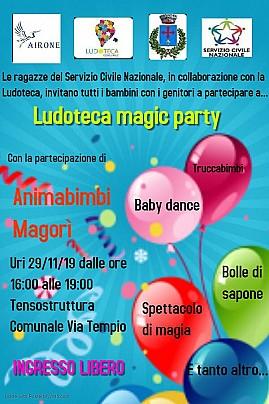 ludoteca party