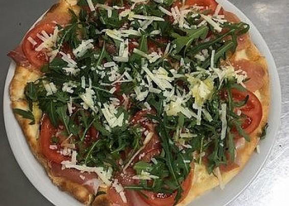 Pizza Rustica da Piero