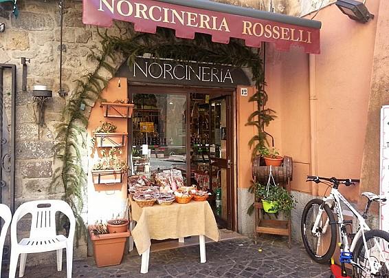 Norcineria Rosselli