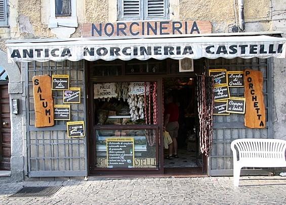 Norcineria Castelli