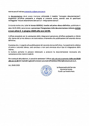 2° E ULTIMO ELENCO ISTANZE AMMESSE SOSPESE ESCLUSE_pages-to-jpg-0002