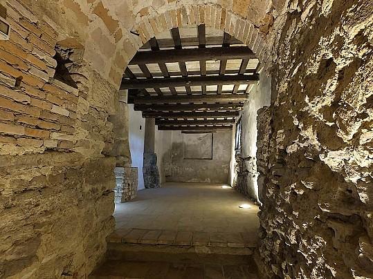San Gervasio Interno