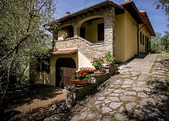 CASOLARE IL CONDOTTIERO HOLIDAY HOUSE