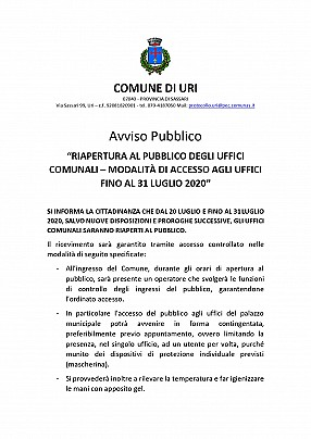 AVVISO AL PUBBLICO DEL 17 LUGLIO_page-0001