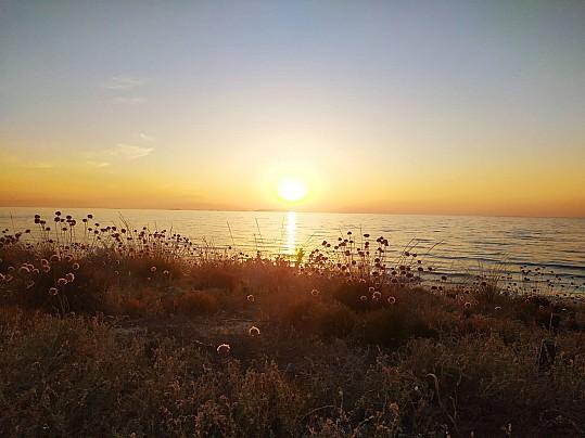 11. Tramonto Spiaggia San Pietro