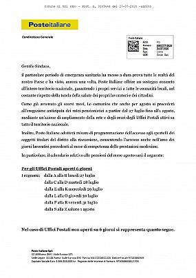 Prot_Arr 0005643 del 27-07-2020 - Documento Comunicazione pensioni Agosto 2020_page-0001