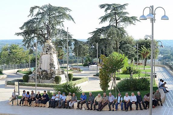 Villa Comunale e Monumento ai Caduti in Guerra