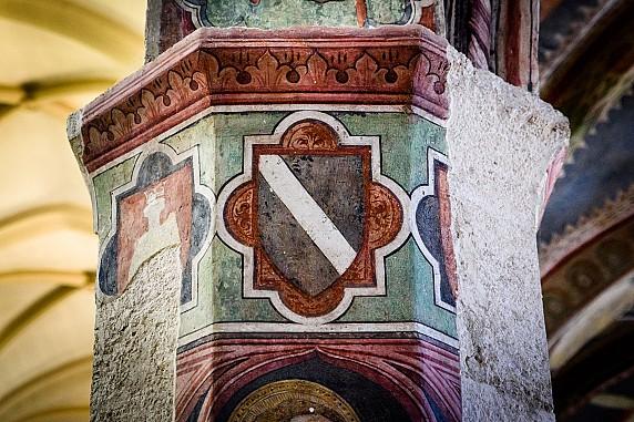 stemma nobiliare berardi, chiesa san giovanni battista