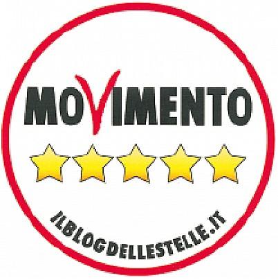 Logo lista: Movimento 5 Stelle