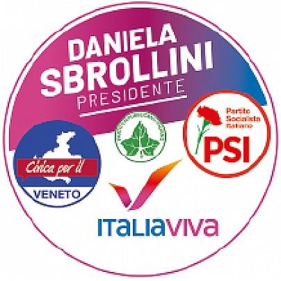 Logo lista: Italia Viva