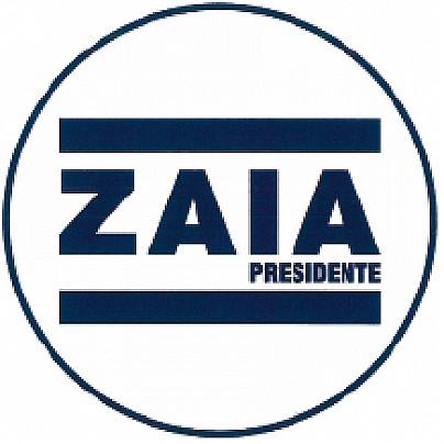Logo lista: Zaia Presidente