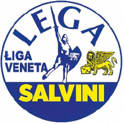 Logo lista: Lega Salvini