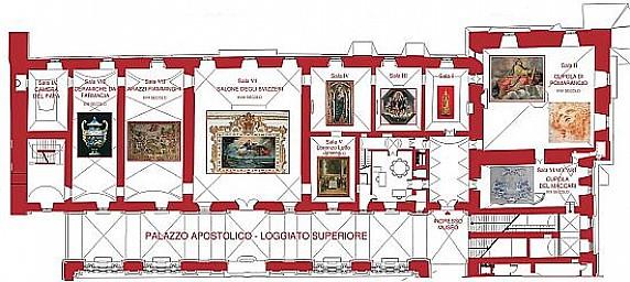 mappa_museo_santa_casa