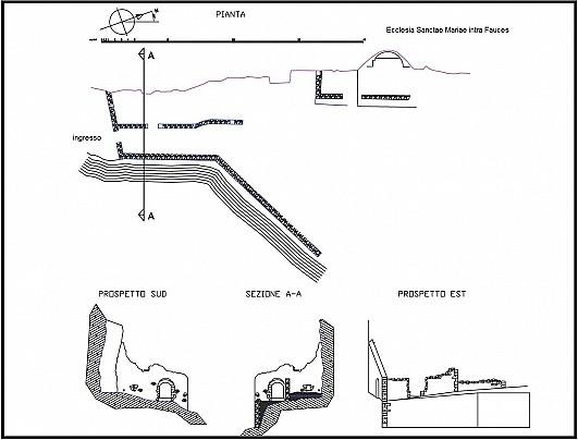 Grafico del Monastero San Marco alle Foci