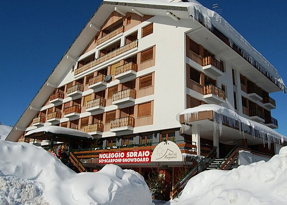 Hotel Marguareis - Artesina