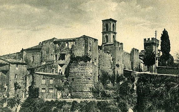 Mura Castellane
