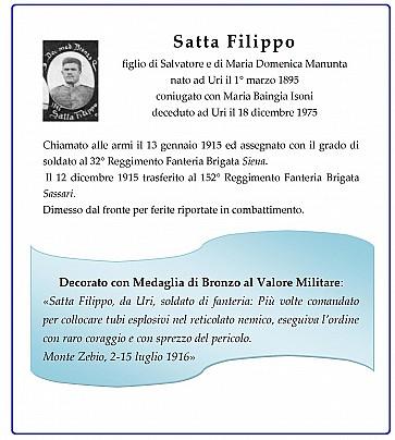 Satta Filippo