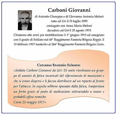 Carboni Giovanni