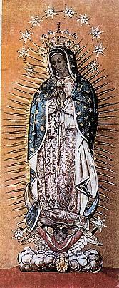 12 Madonna di Guadalupe del Gambarelli