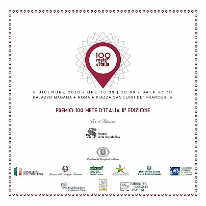 100 Mete d'Italia II^ edizione