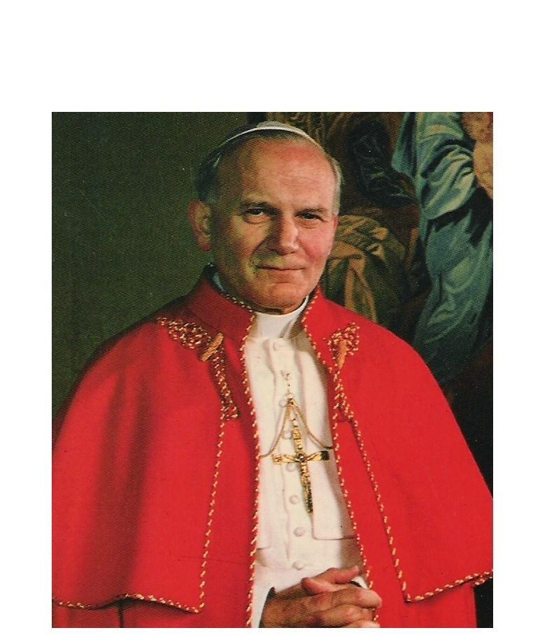 ll Santuario segreto di Papa Giovanni Paolo II