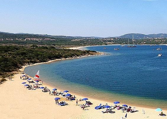 Spiaggia Costa Serena Palau