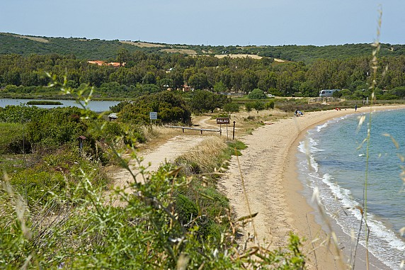 spiaggia delle saline