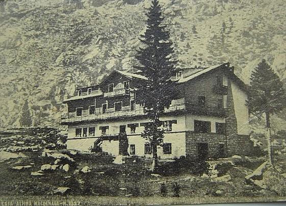 casa alpina