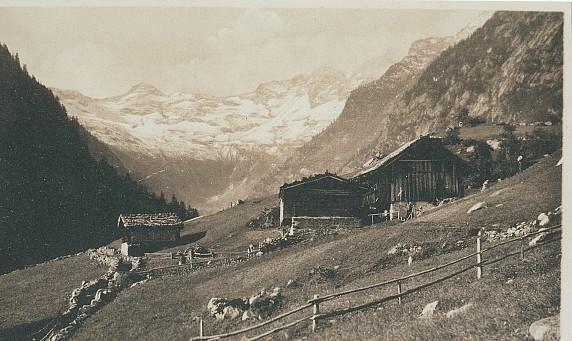 Baite Val Quarazza