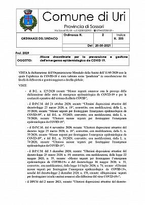 Ordinanza del Sindaco n. 2_page-0001