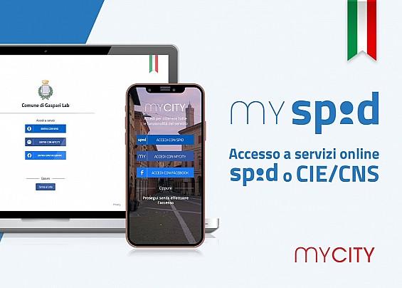 MySpiD - Sportello Digitale del Cittadino ed integrazione App IO