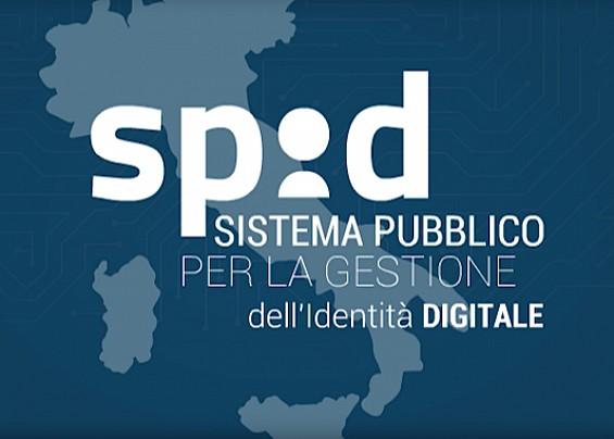 E' attivo lo sportello per l'identità digitale – SPID