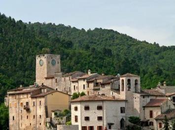 Itinerario Arrone - Monte di Arrone