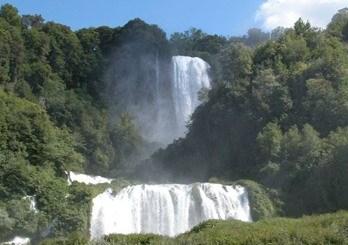 Itinerario Cascata delle Marmore - Casteldilago
