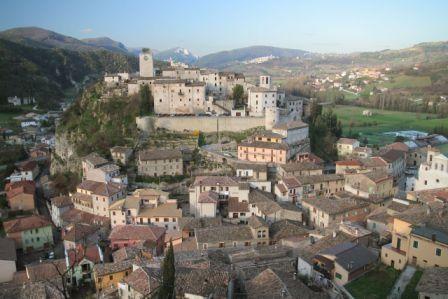 Itinerario Arrone (Loc. la Valle) - Tripozzo
