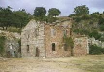 Itinerario Loc. L'Osteria - Miniera di Buonacquisto