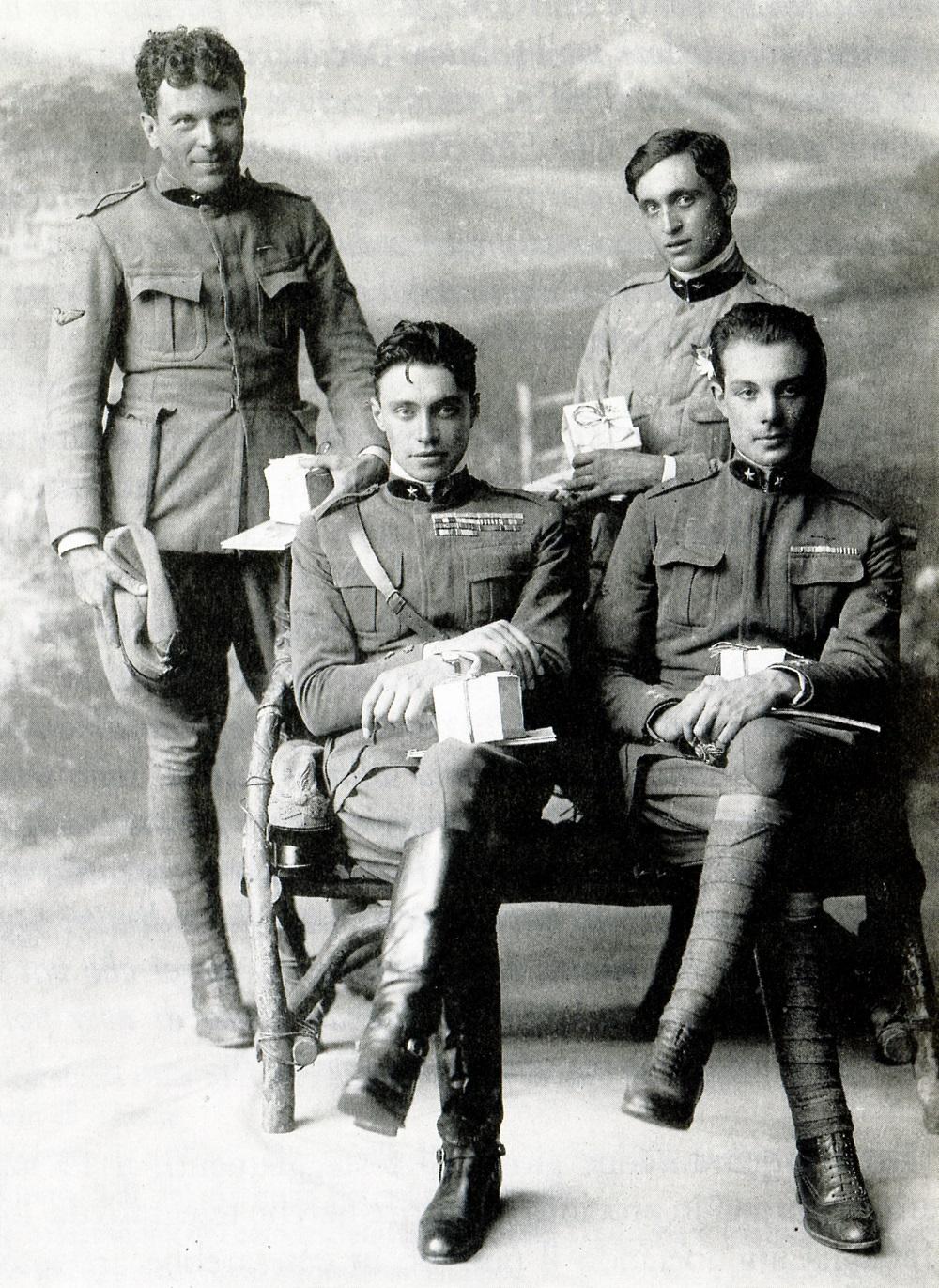 I 4 partecipanti
