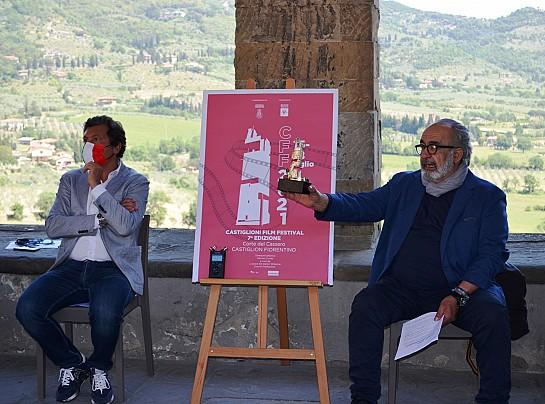 La presentazione del nuovo premio del Castiglioni Film Festival