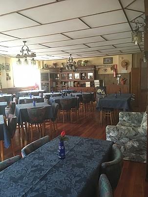 Edelweiss sala pranzo