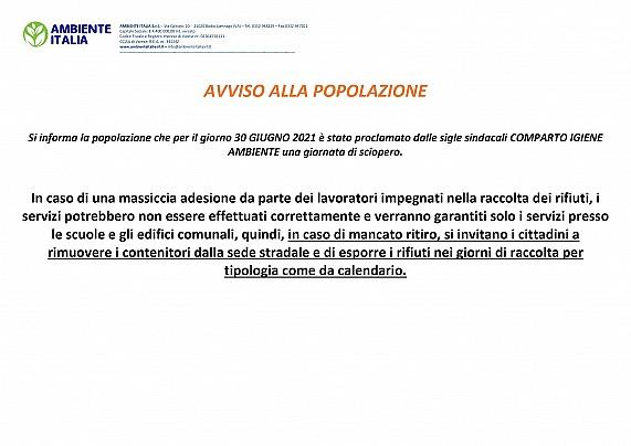 Comunicazione Ambiente Italia SRL sciopero 30 giugno_pages-to-jpg-0001