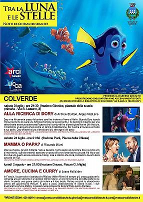 COLVERDE cinemaAperto2021