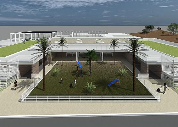 Nuova Scuola dell'Infanzia in Via Ciafarda, in arrivo 3milioni di euro (gallery)