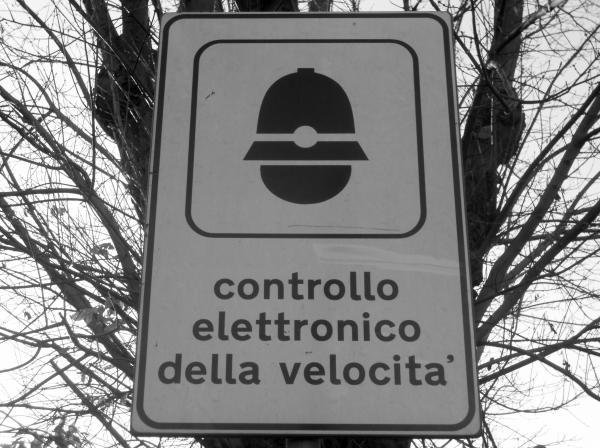 Rilevazione elettronica della velocità